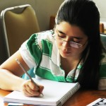 Student from Equador